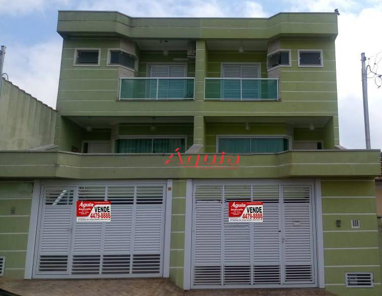Sobrado com 3 dormitórios à venda, 214 m² por R$ 800.000,00 - Parque Oratório - Santo André/SP