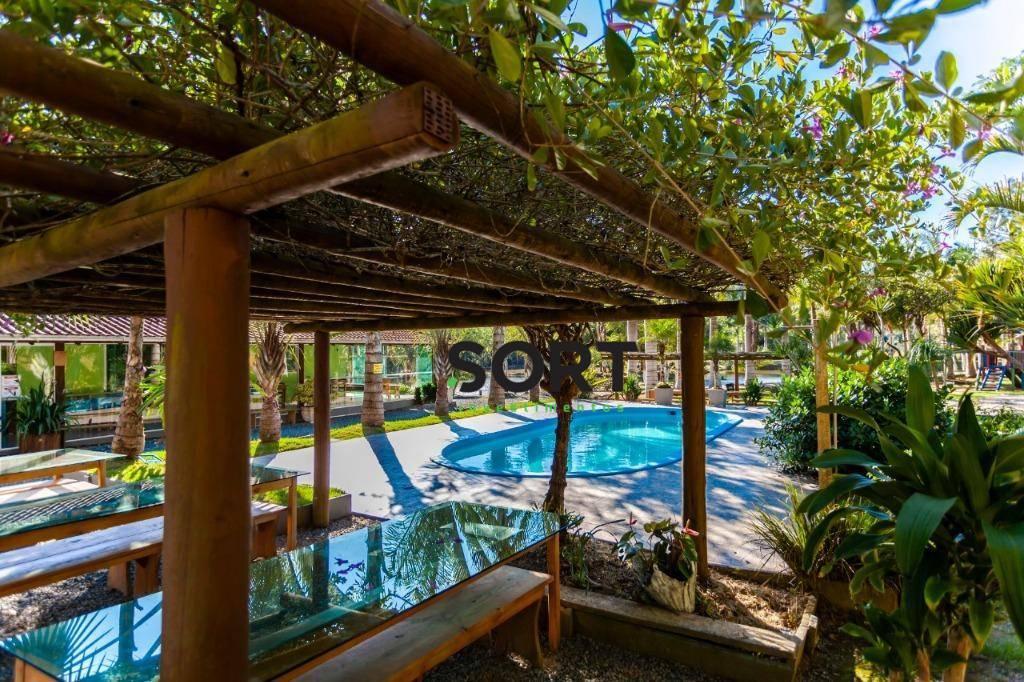 Sítio Jardim dos Lagos, 3 Dormitórios, `Piscina, 3 Lagos, Navegantes.