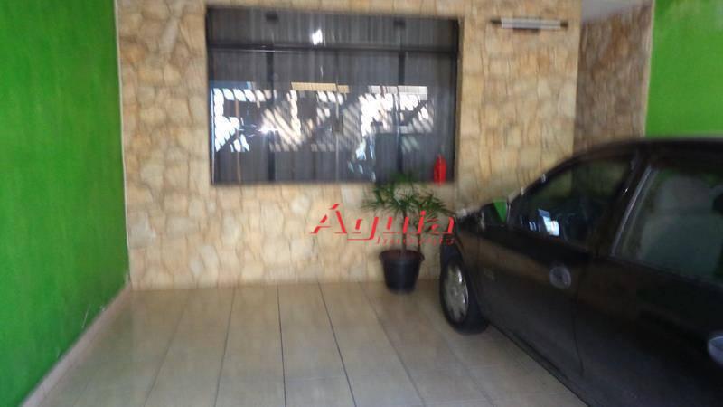 Casa residencial à venda, Parque Capuava, Santo André - CA0133.