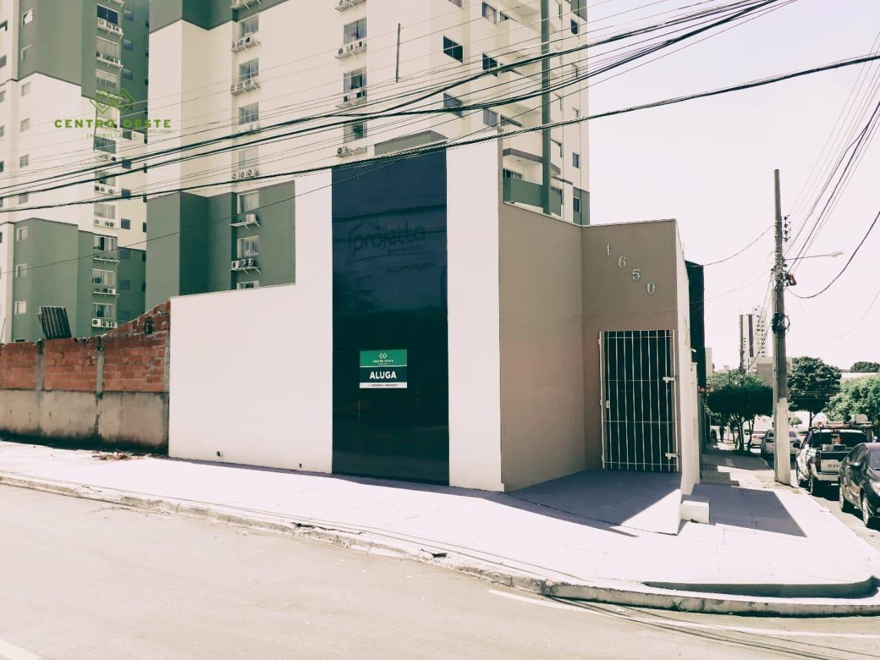 Sala para alugar, 110 m² por R$ 1.700,00/mês - Vila José Luiz - Rondonópolis/MT