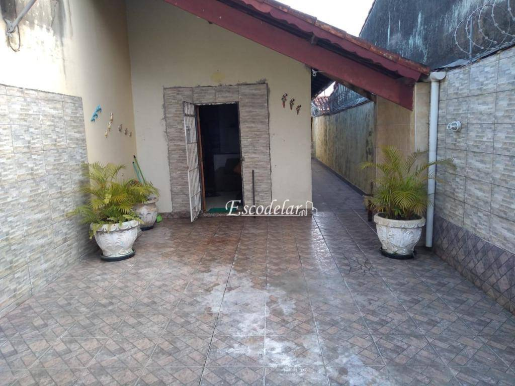 Casa com 2 dormitórios à venda, 60 m² por R$ 210.000,00 - Balneário Jussara - Mongaguá/SP
