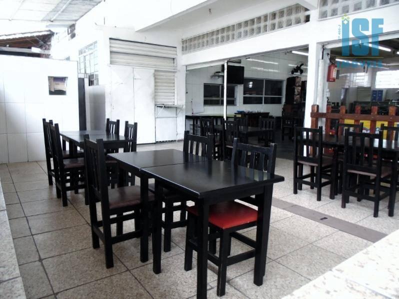 Salão à venda, 100 m² por R$ 220.000,00 - Conjunto Habitacional Presidente Castelo Branco - Carapicuíba/SP