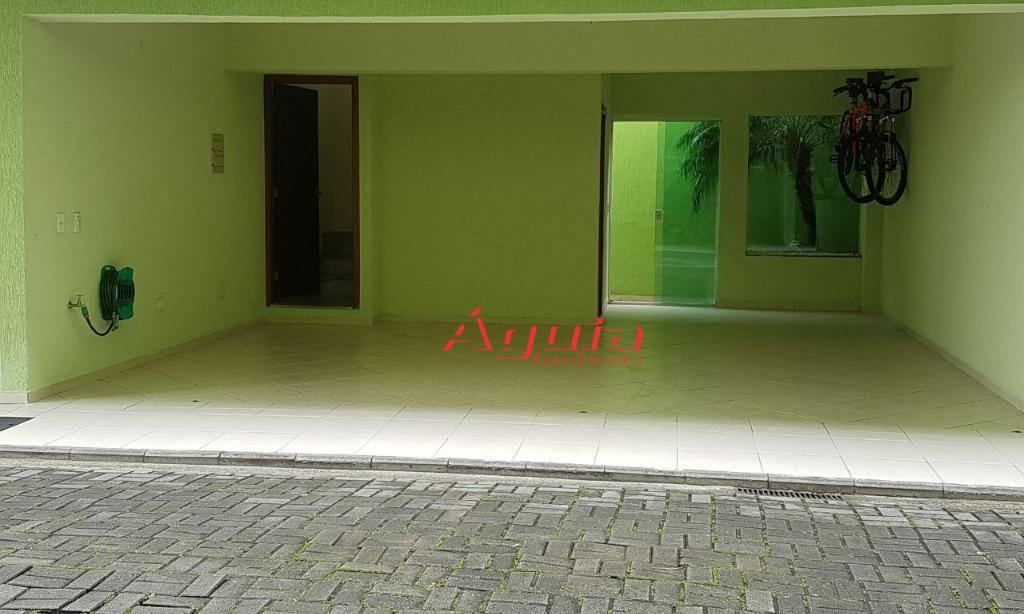 Sobrado residencial à venda, Parque das Nações, Santo André - SO0808.