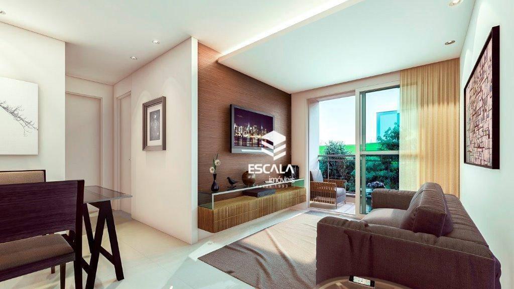Apartamento com 2 quartos à venda, 54 m, suíte, 1 vaga, área de lazer, financia - Paumirim - Caucaia/CE