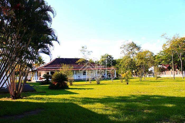 Sítio rural à venda, Retiro, Itaboraí.