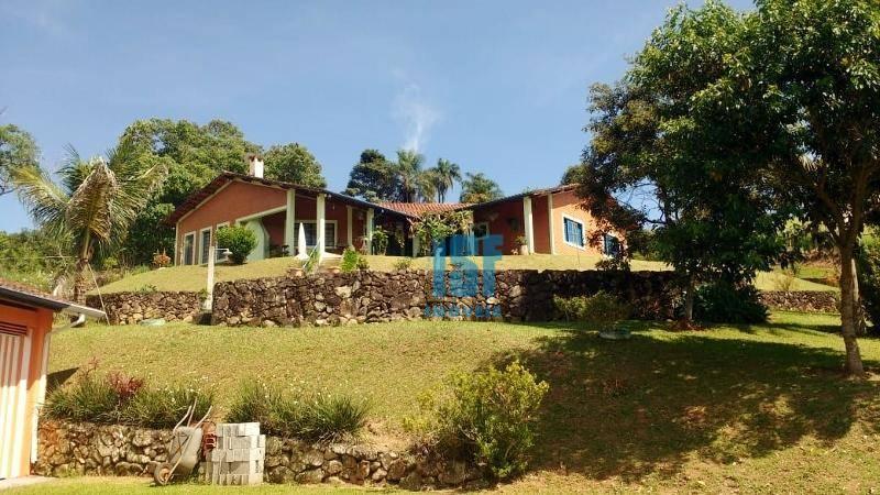 Chácara com 4 dormitórios à venda, 15000 m² por R$ 1.596.000 - Jardim Maracanã - Atibaia/SP