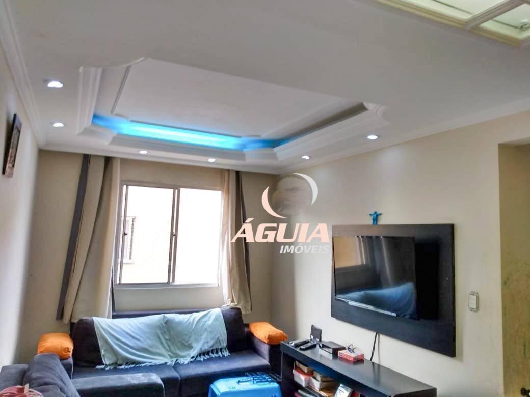Apartamento com 2 dormitórios à venda, 53 m² por R$ 195.000 - Jardim Estrela - Mauá/SP