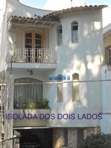 Sobrado  residencial à venda, Mooca, São Paulo.