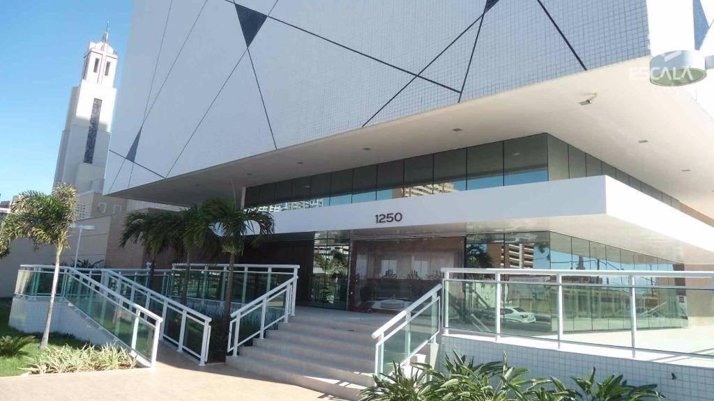Sala à venda, 35 m² por R$ 180.000 - São Gerardo - Fortaleza/CE