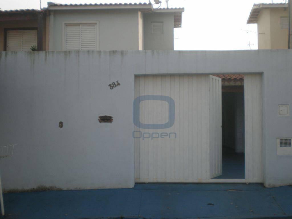 Casa Assobradada - R$ 260 mil - Residencial Cosmos, Campinas - CA0054.