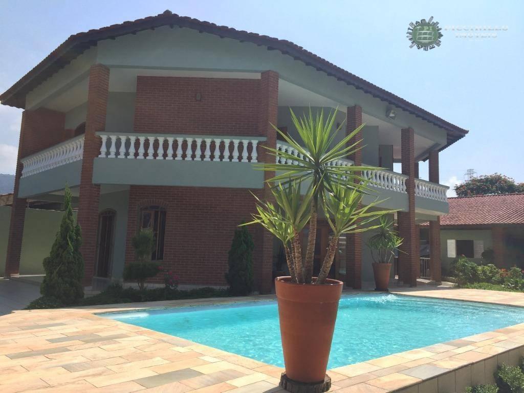 Sobrado residencial à venda, Jardim Santa Terezinha, Itanhaém.