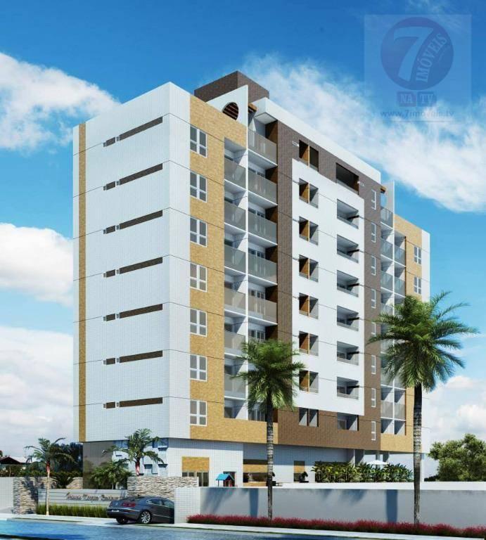 Apartamento  residencial à venda, Expedicionários, João Pess