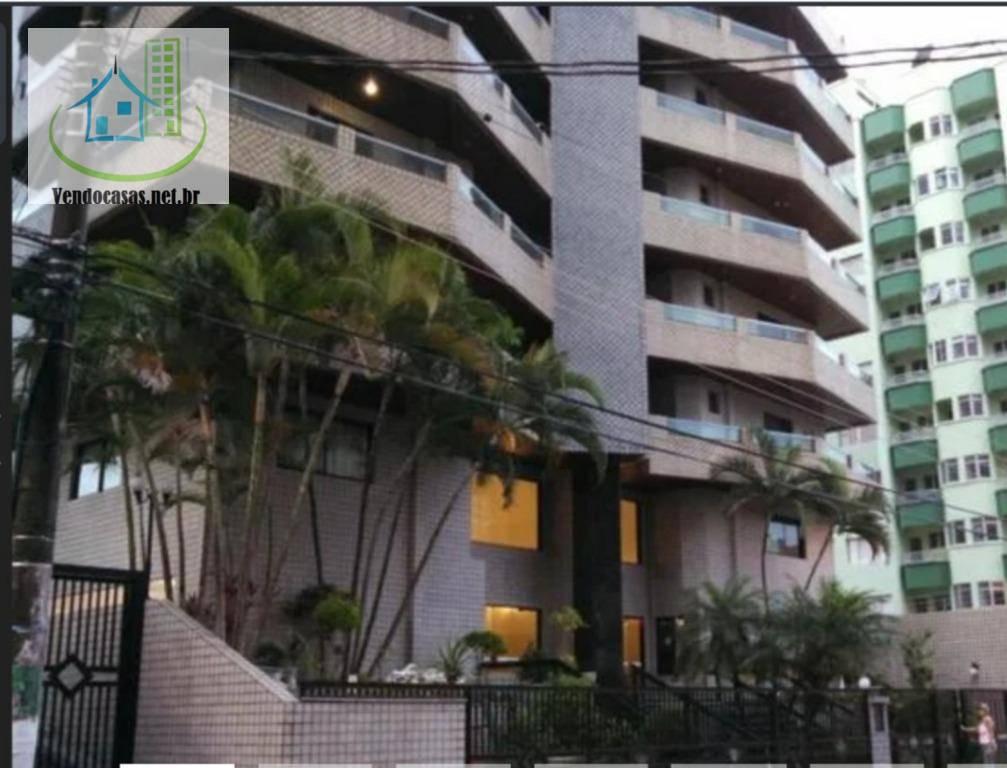 Apartamento com 3 dormitórios à venda, 80 m² por R$ 230.000 - Praia Grande - Praia Grande/SP