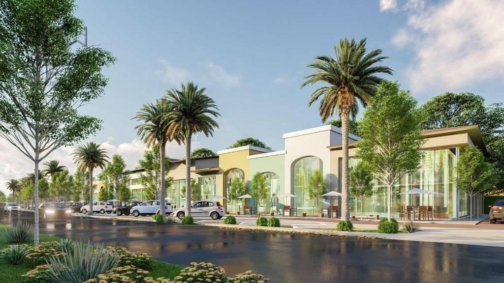 AZUR | Perspectiva Strip Mall
