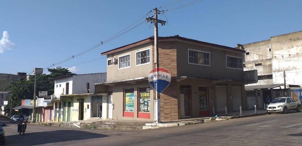 Ponto à venda, 420 m² por R$ 870.000,00 - Centro - Porto Velho/RO
