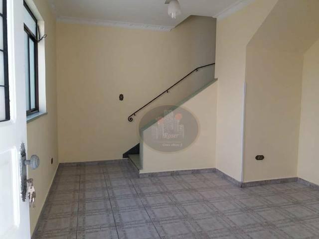 Sobrado à venda, 77 m² por R$ 510.000,00 - Ponta da Praia - Santos/SP