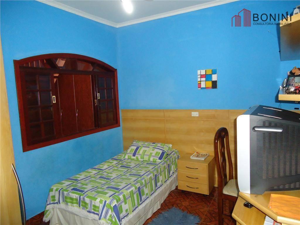 Casa 3 Dorm, Jardim São Domingos, Americana (SO0051) - Foto 8