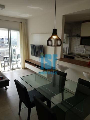 Apartamento para alugar, 50 m² - 3.437,00 - Melville Empresarial II - Barueri/SP - AP24849.