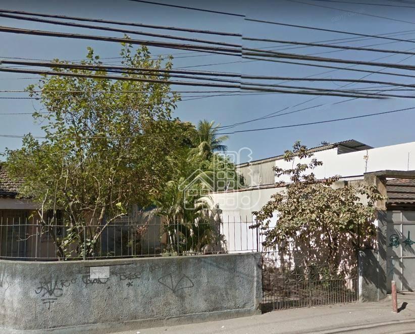 Casa COMERCIAL com 3 dormitórios para alugar, 250 m² por R$ 7.000/mês - Alcântara - São Gonçalo/RJ