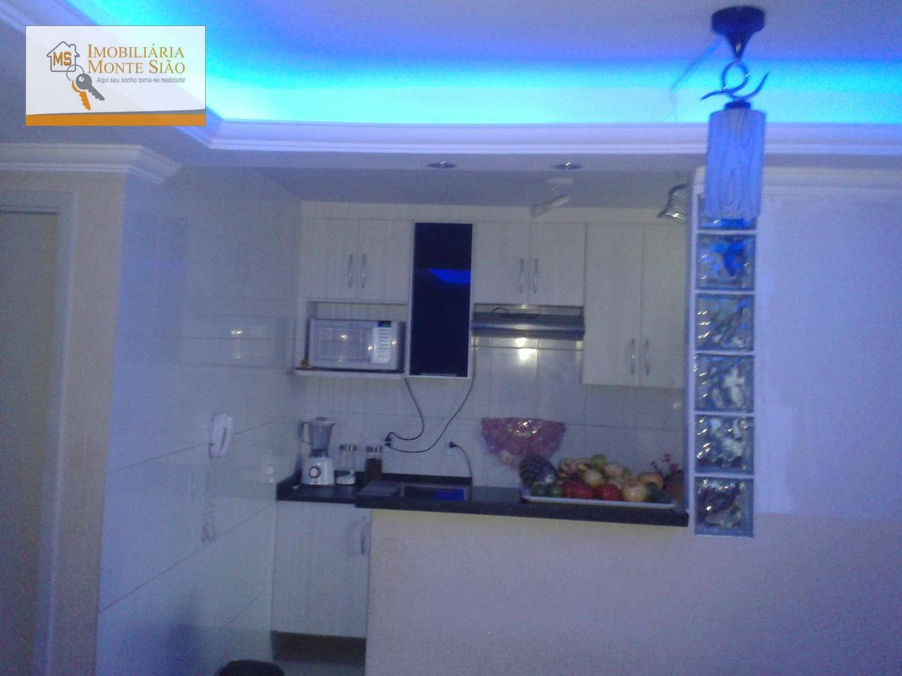 Apartamento com 2 dormitórios à venda, 42 m² por R$ 170.000,00 - Água Chata - Guarulhos/SP