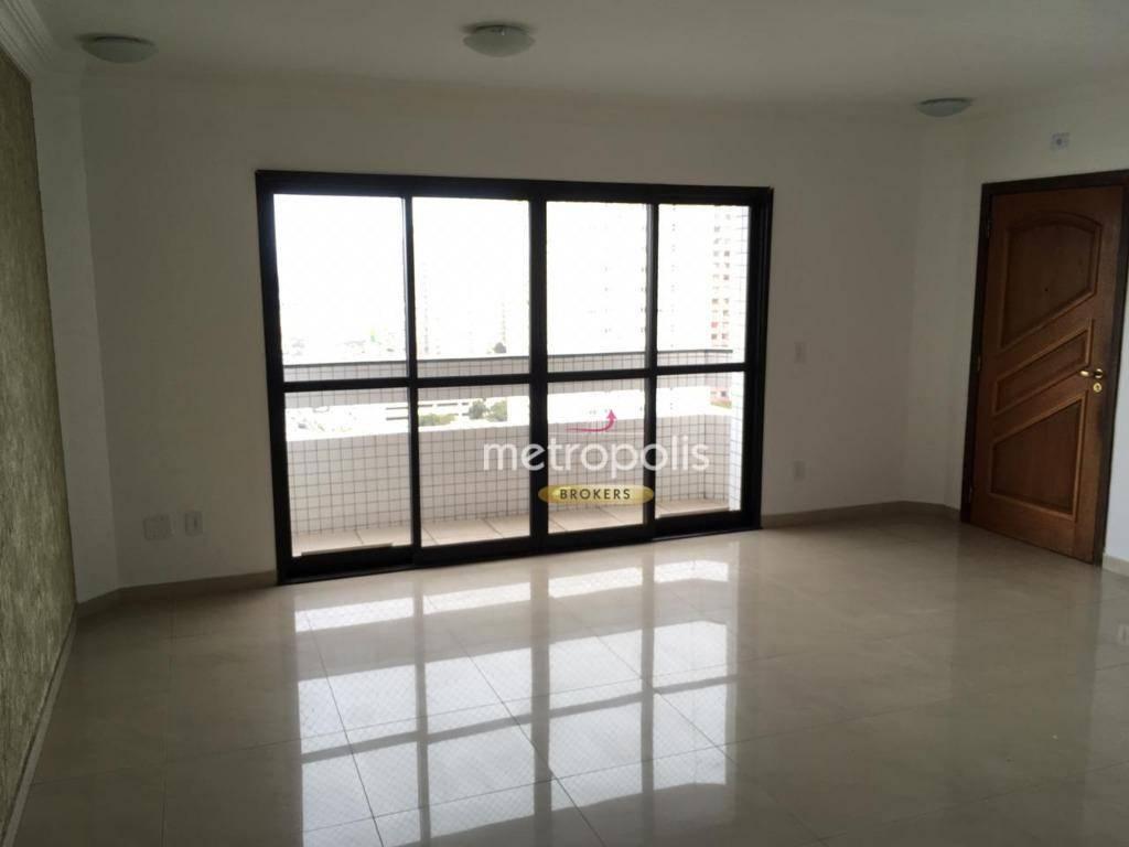 Apartamento com 3 dormitórios à venda, 134 m² por R$ 535.000,00 - Jardim do Carmo - Santo André/SP