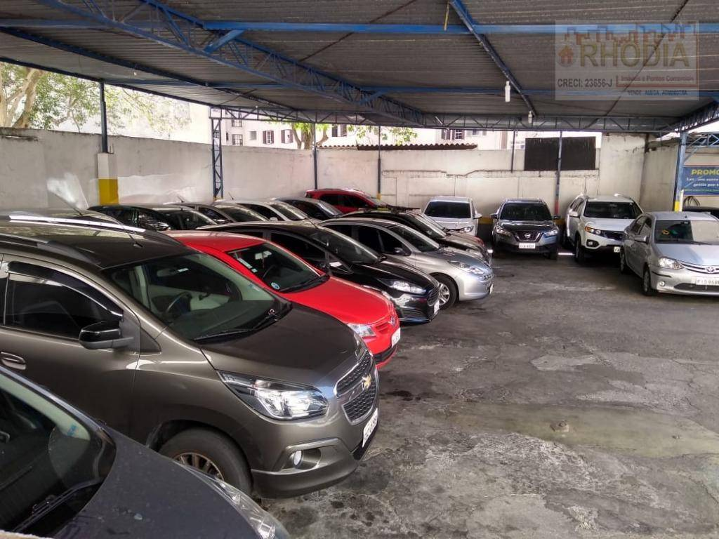 Estacionamento 50 vagas, Paralelo a Av. Brigadeiro Luis Antônio - Paraiso