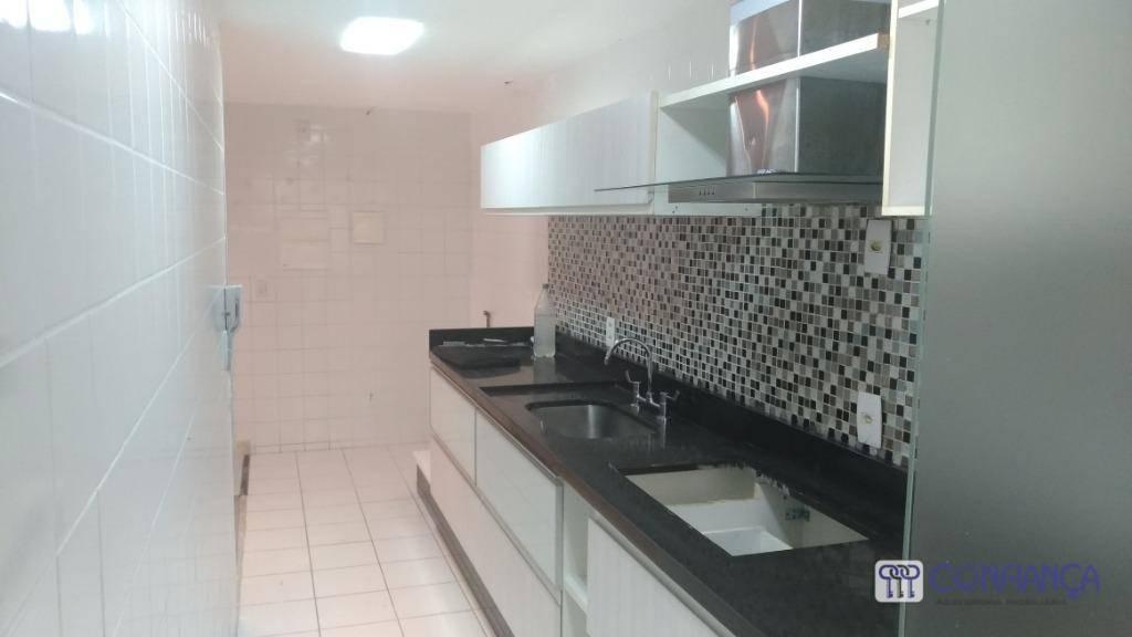 Apartamento com 3 dormitórios à venda, 126 m² por R$ 580.000 - Campo Grande - Rio de Janeiro/RJ