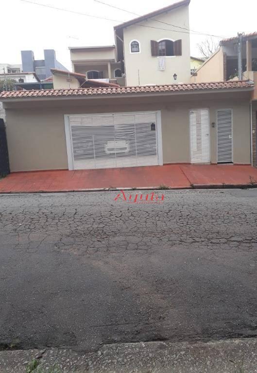 Sobrado com 4 dormitórios à venda, 261 m² por R$ 900.000 - Vila Curuçá - Santo André/SP