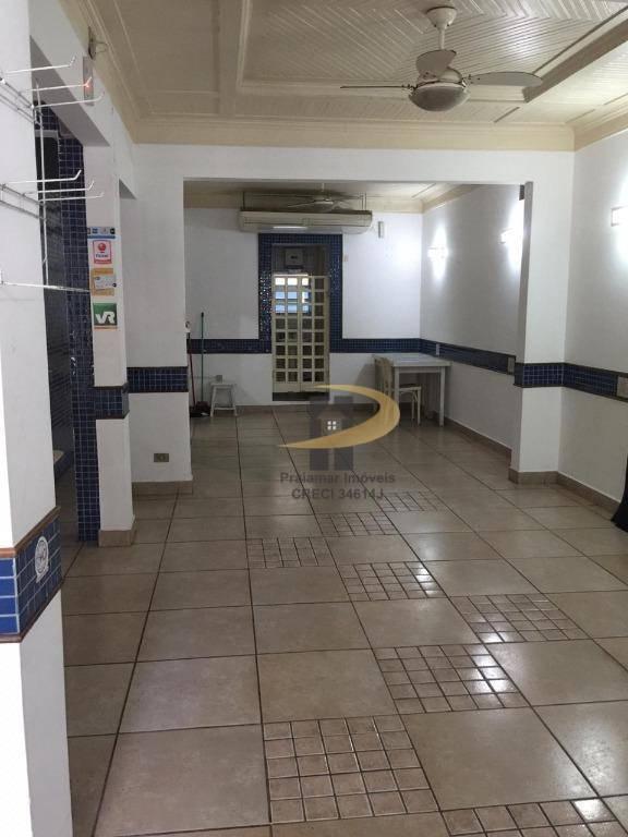 Sobrado à venda, 260 m² por R$ 850.000,00 - Gonzaga - Santos/SP