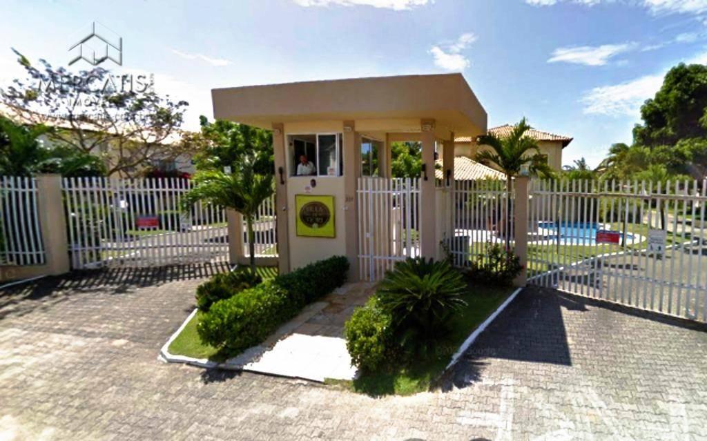 Casa Duplex à venda  |  Condomínio Villa Di Fiori  |  Bairro - Tamatanduba  |  Eusébio/CE  -
