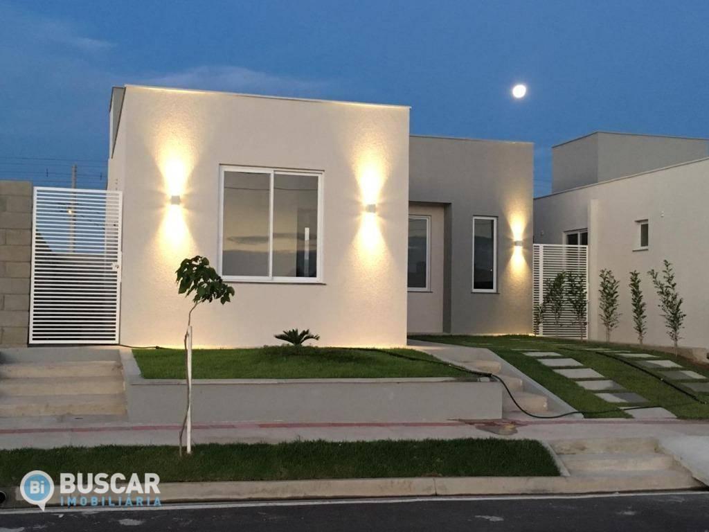 Casa com 3 dormitórios à venda, 74 m² por R$ 259.000 - Nova Esperança - Feira de Santana/Bahia