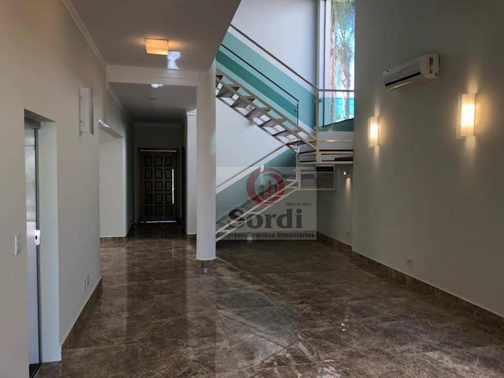 Sobrado à venda, 330 m² por R$ 1.500.000,00 - Jardim Saint Gerard - Ribeirão Preto/SP