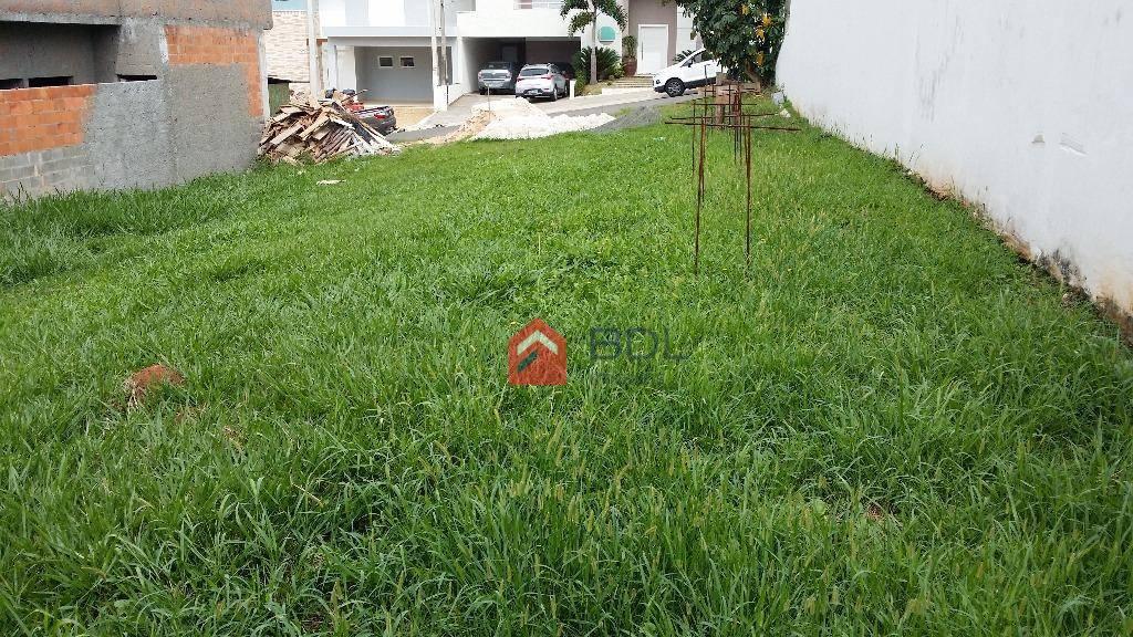 Terreno residencial à venda, Boa Esperança, Paulínia.