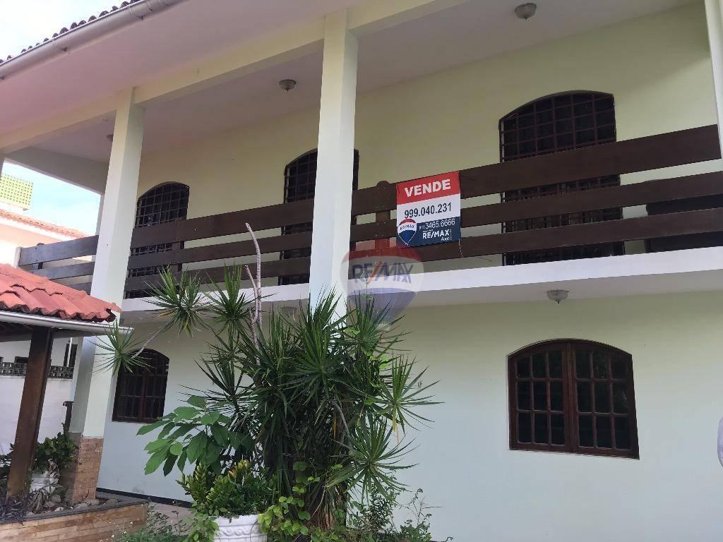 Casa com 4 dormitórios à venda, 163 m² por R$ 480.000,00 - Janga - Paulista/PE