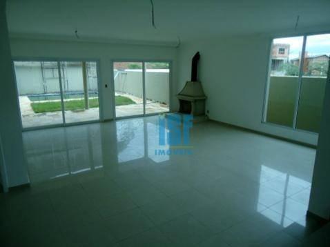 Sobrado residencial à venda, São Paulo II, Cotia - SO4634.