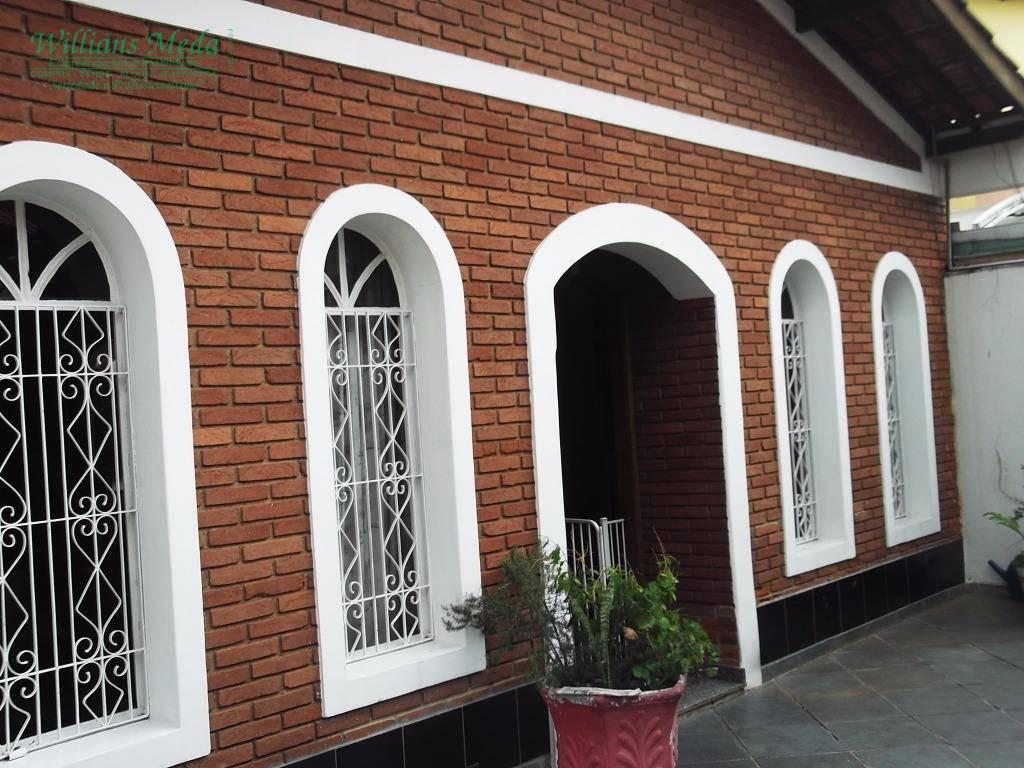 Casa residencial à venda, Jardim Bom Clima, Guarulhos -