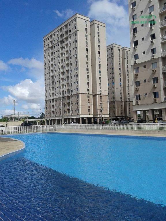 Apartamento residencial à venda, Icoaraci, Belém - AP0289.