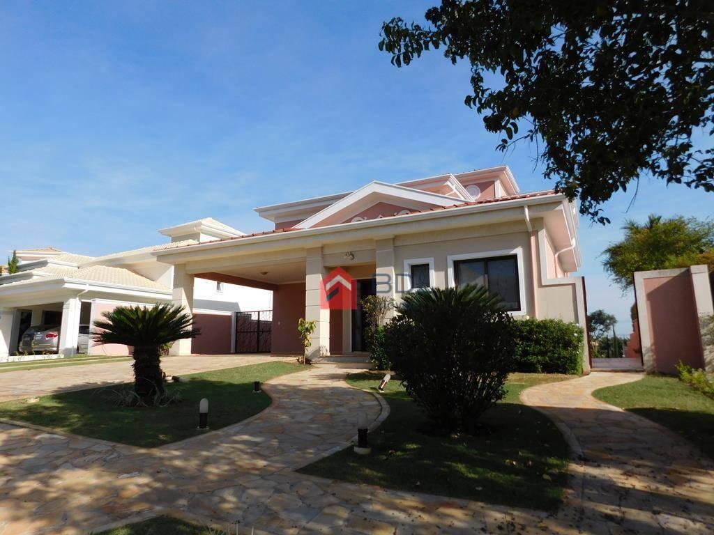Casa residencial para locação, Alphaville , Campinas - CA007