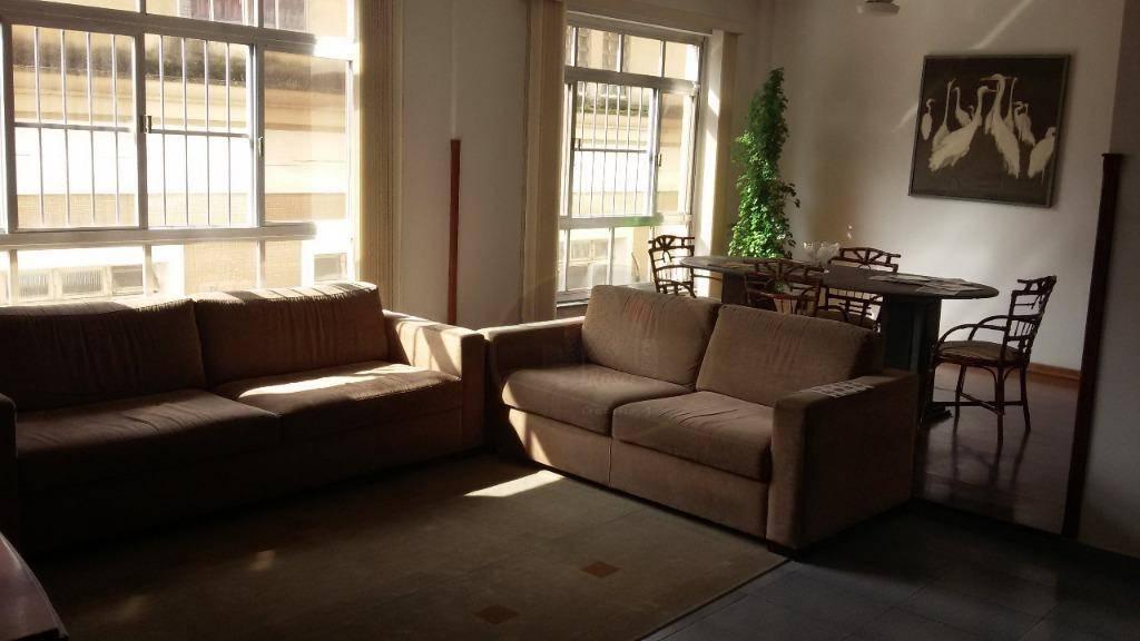Apartamento à venda, 148 m² por R$ 509.000,00 - Gonzaga - Santos/SP