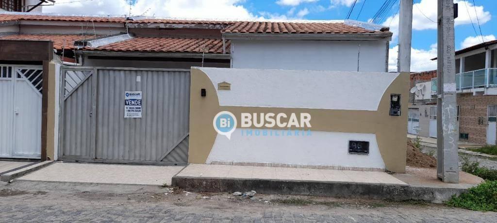 Casa à venda, 57 m² por R$ 130.000,00 - Mangabeira - Feira de Santana/BA