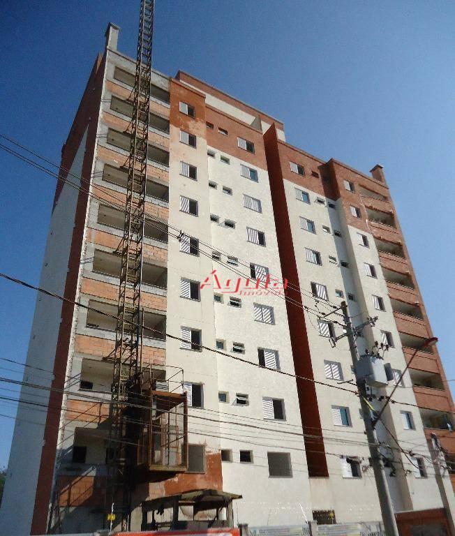 Apartamento residencial à venda, Vila Morelli, Mauá.