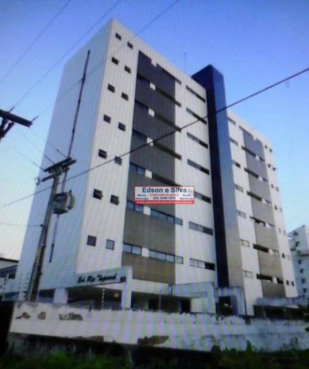 Apartamento com 2 dormitórios à venda, 84 m² por R$ 235.000 - Ponta de Campina - Cabedelo/PB