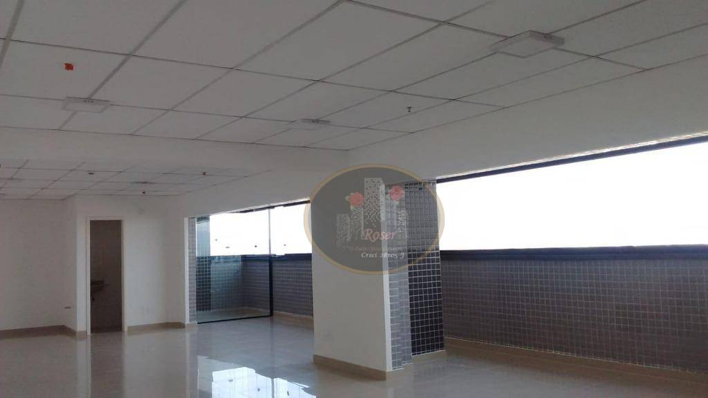 Sala à venda,ou locação 104 m² por R$ 750.000 - Encruzilhada - Santos/SP