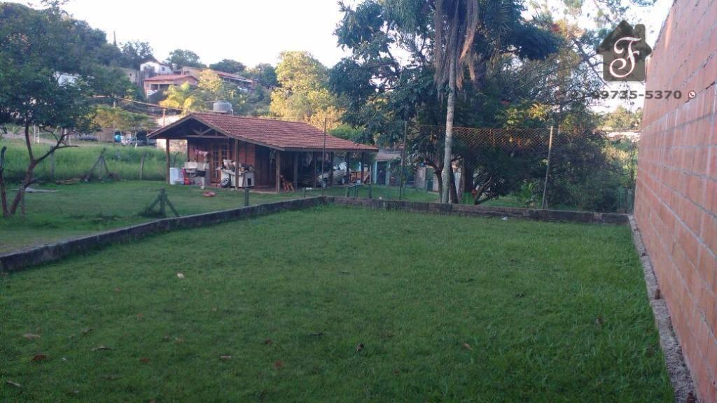 Chácara residencial à venda, Chácaras São Bento, Valinhos.