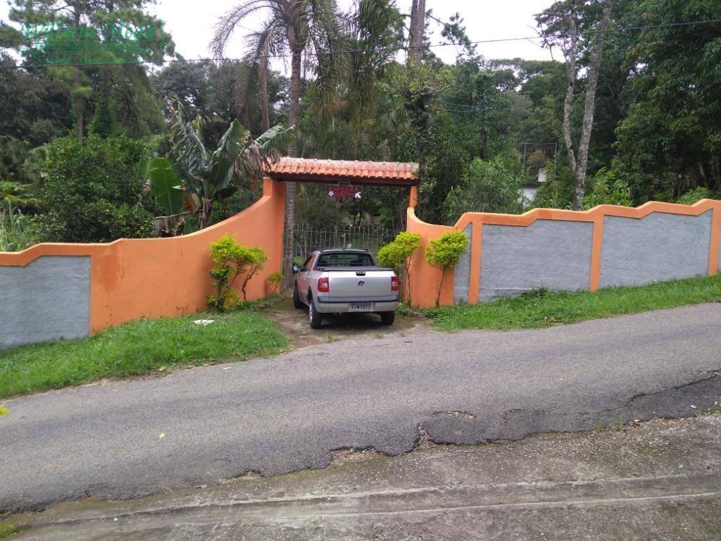Chácara residencial à venda, Mirante, Arujá.