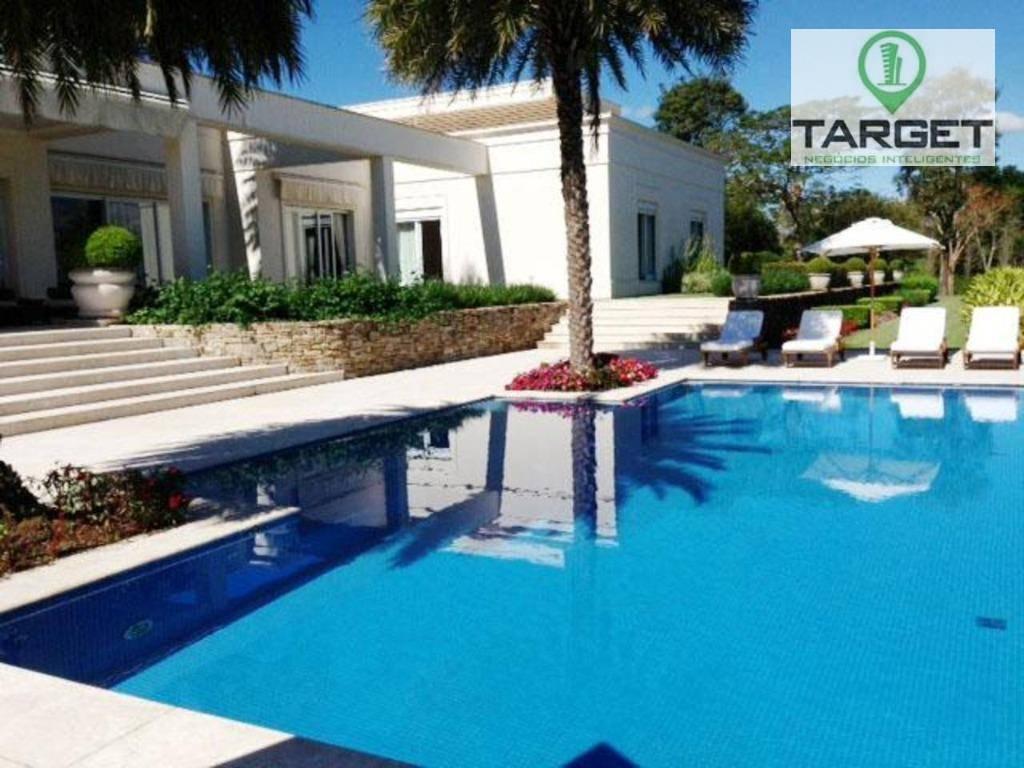 Casa com 8 dormitórios à venda, 1150 m² por R$ 21.000.000,00 - Quinta da Baroneza II - Bragança Paulista/SP