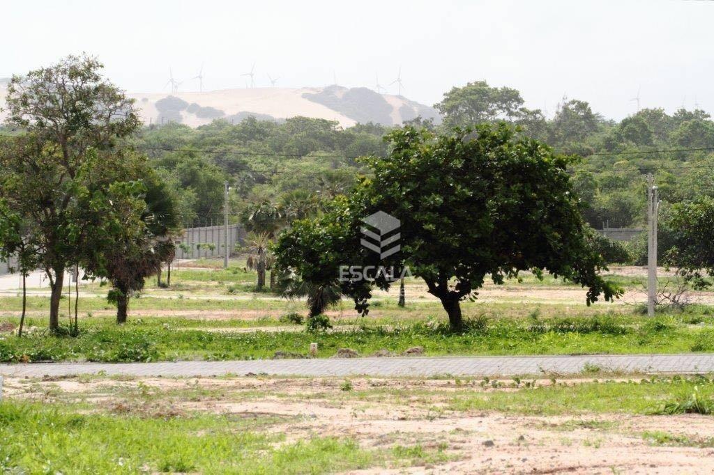 Lote à venda no Jardins das Dunas, 253 m², área de lazer, condomínio fechado, financia - Mangabeira - Eusébio/CE