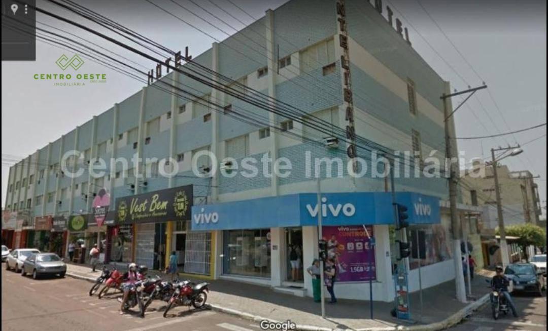 Hotel para alugar, 900 m² por R$ 8.000,00/mês - Centro - Rondonópolis/MT