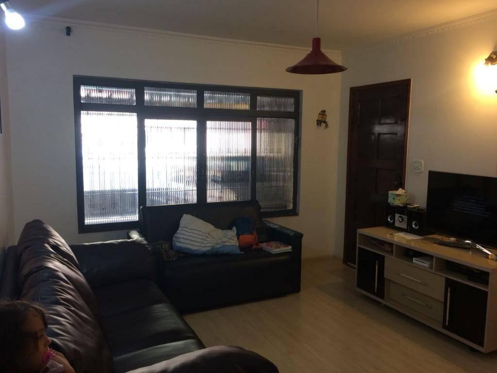 Casa residencial à venda, 127 m². Vila Pires, Santo André.