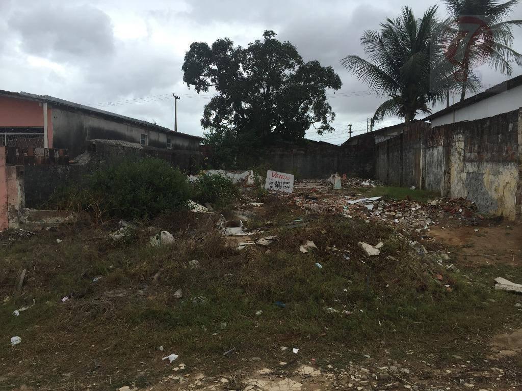 Área residencial/comercial à venda, Ernani Sátiro, João Pess